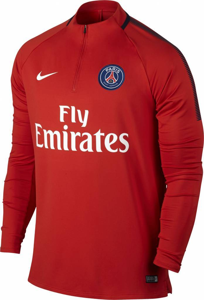Nike Paris Saint Germain Drill Top 17/18