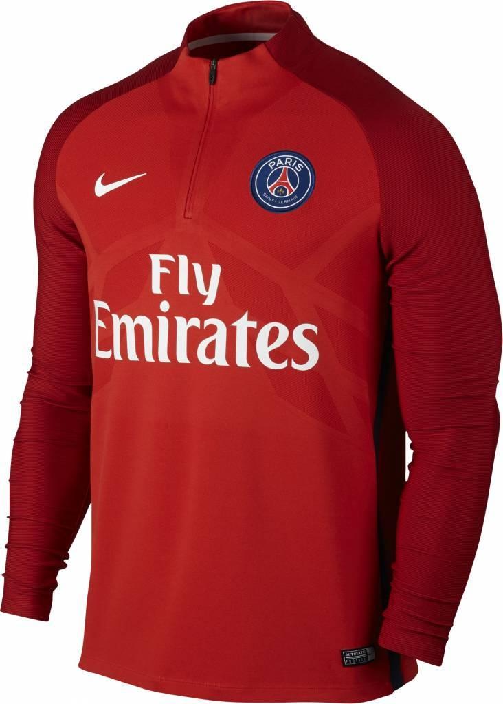 Nike Paris Saint Germain Strike Drill Top Pak 17/18