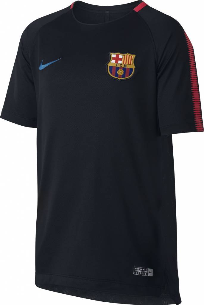 Nike FC Barcelona Dry Squad Shirt 17/18 JR.