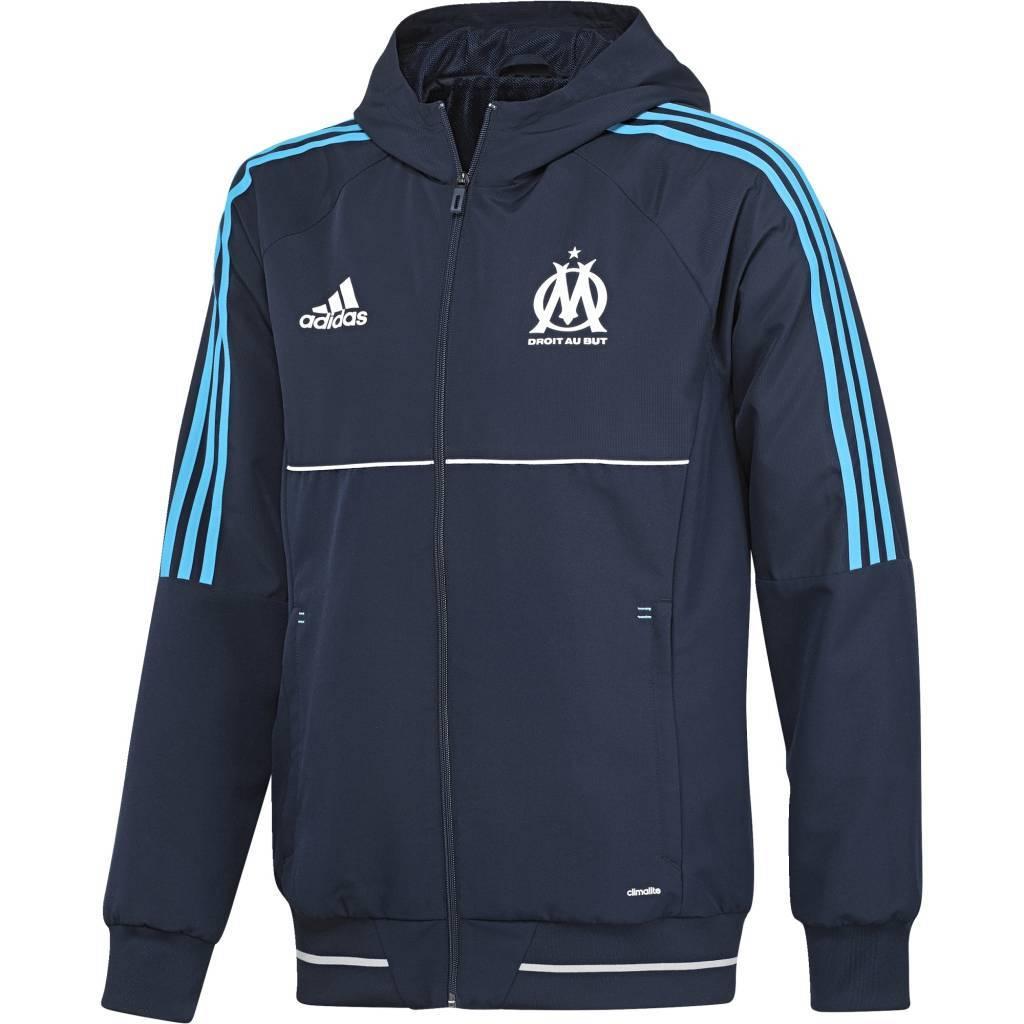 Adidas Olympique Marseille Presentatiepak 17/18