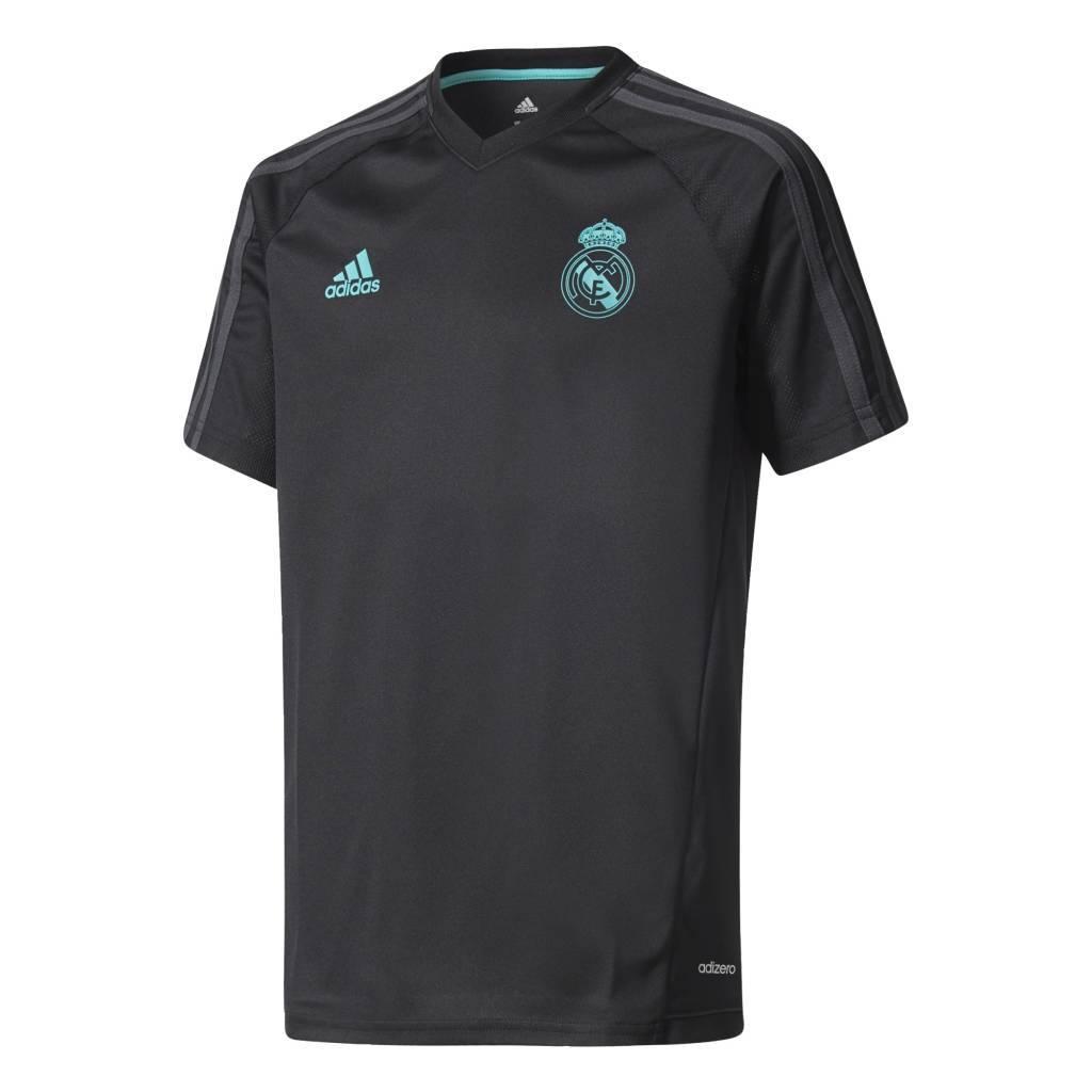 Adidas Real Madrid Training Shirt 17/18 JR.