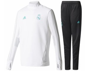 Adidas Real Madrid Trainingspak 17/18 JR.