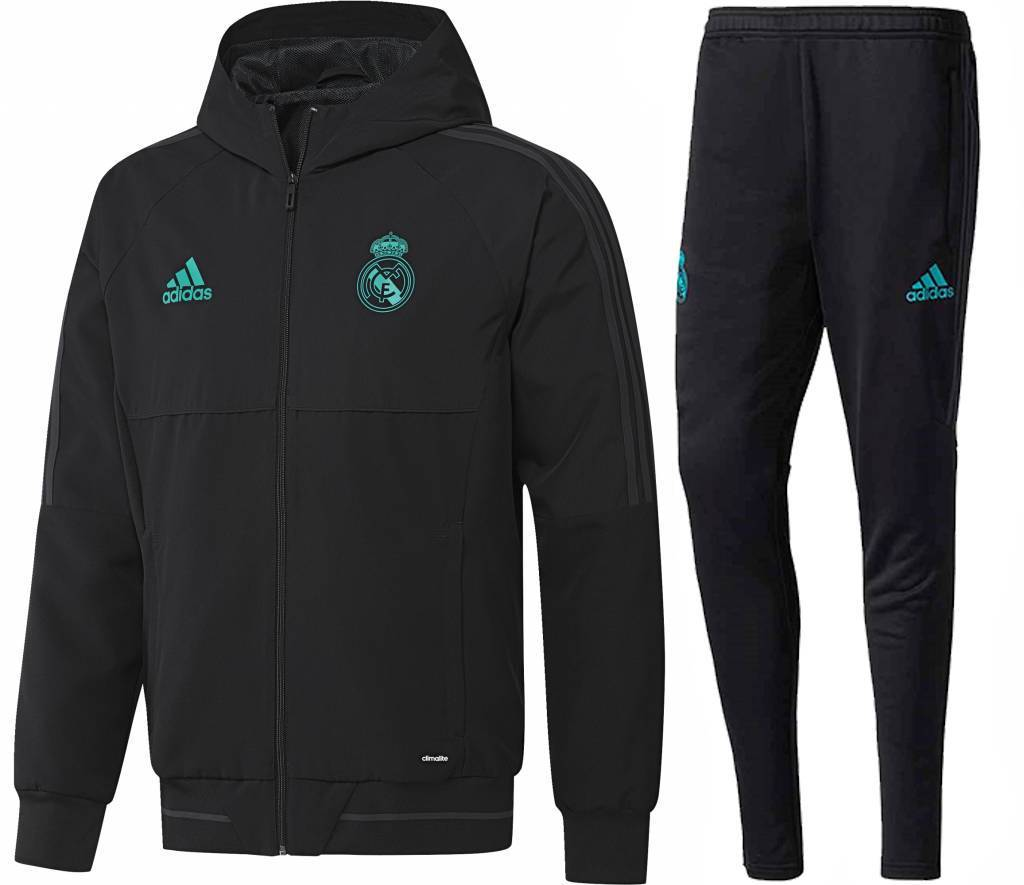 Adidas Real Madrid Presentatiepak 17/18