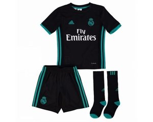 Adidas Real Madrid Uit Tenue Mini 17/18 JR.