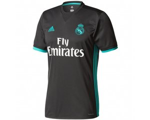 Adidas Real Madrid Uit Shirt 17/18 JR.
