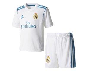 Adidas Real Madrid Thuis Tenue Mini 17/18 JR.