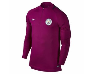 Nike Manchester City Drill Top 17/18