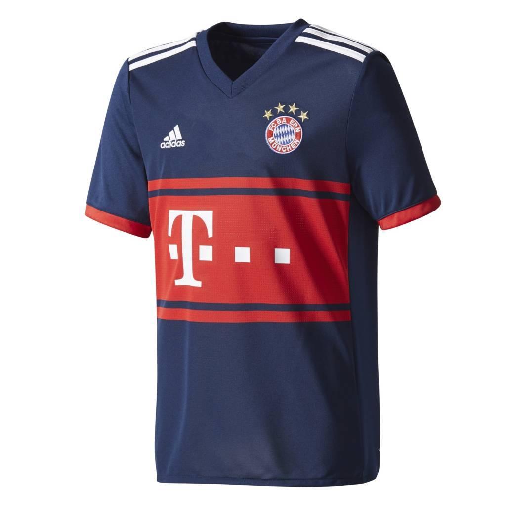 Adidas FC Bayern München Uit Shirt 17/18 JR.