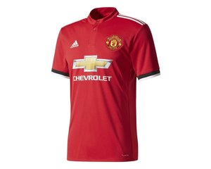 Adidas Manchester United Thuis Shirt 17/18