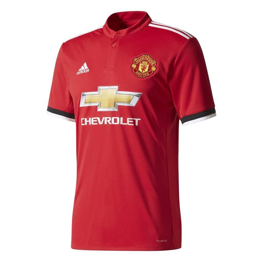 Adidas Manchester United Thuis Shirt 17/18