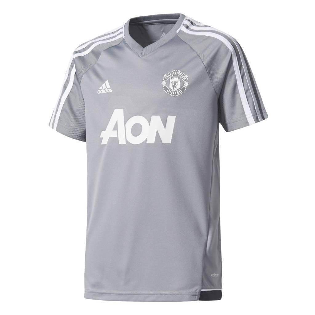 Adidas Manchester United Training Shirt 17/18 JR.