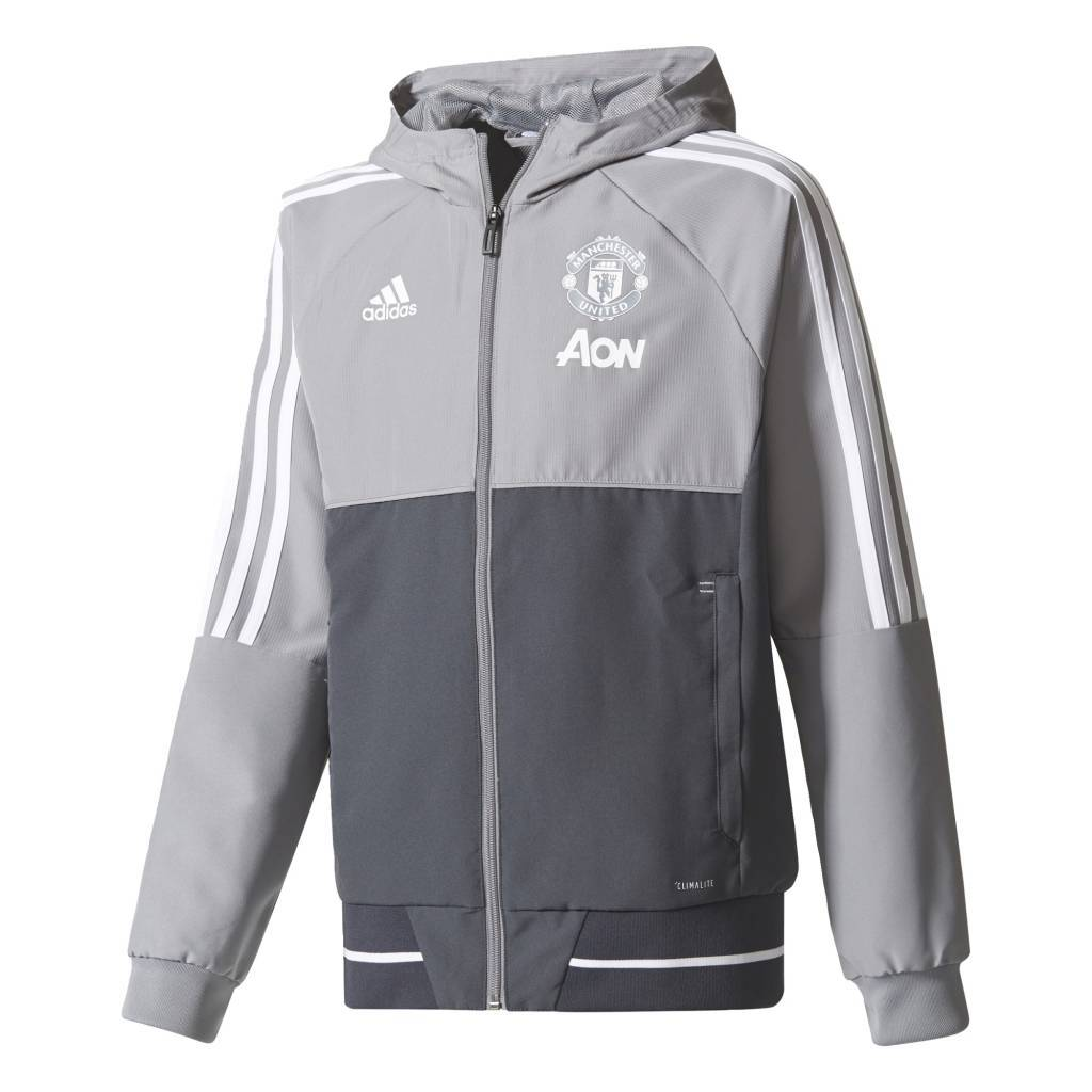 Adidas Manchester United Presentatiepak 17/18 JR.