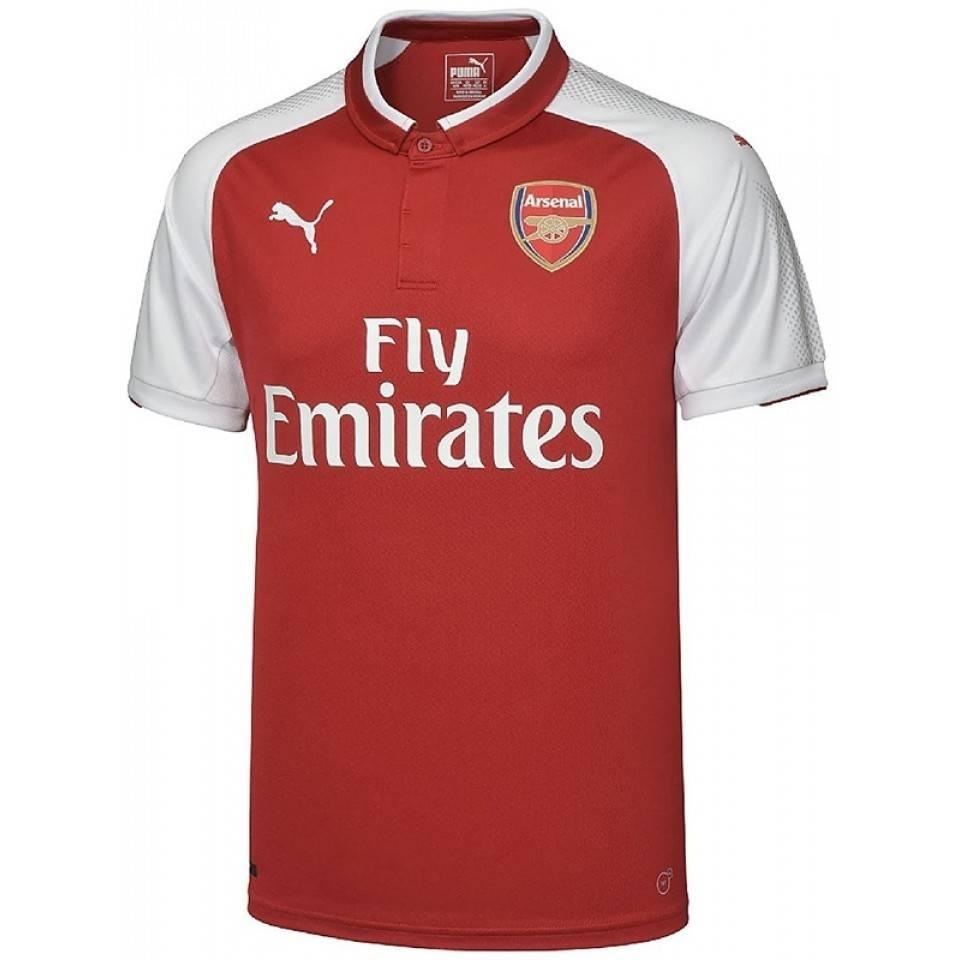 Puma Arsenal Thuis Shirt 17/18 Sr.