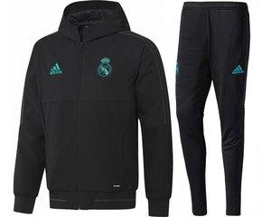 Adidas Real Madrid Presentatiepak 17/18 JR.