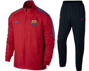 Nike FC Barcelona Presentatiepak 17/18