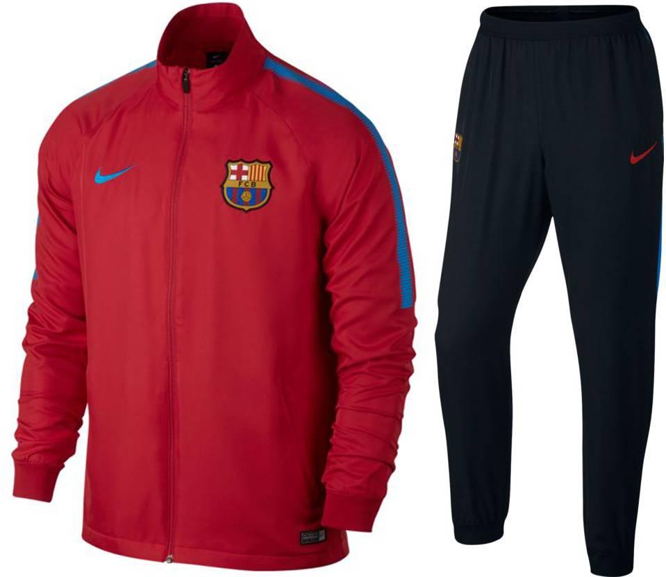 Nike FC Barcelona Presentatiepal 17/18