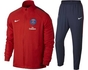 Nike Paris Saint Germain Presentatiepak 17/18