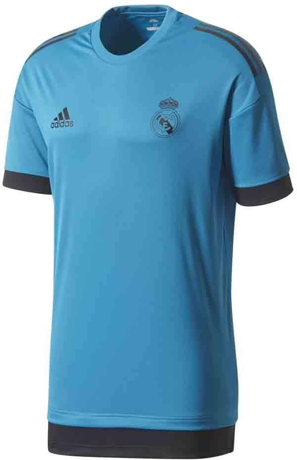 Adidas Real Madrid CL Trainingshirt 17/18