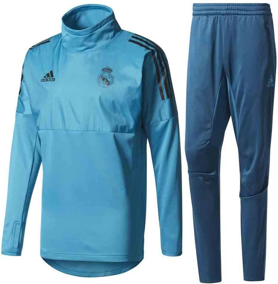 Adidas Real Madrid CL Hybride Trainingspak 17/18