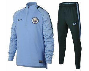 Nike Manchester City Drill Top Pak 17/18 JR.