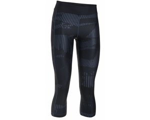 Under Armour HeatGear Armour Printed Graphic Capri Dames