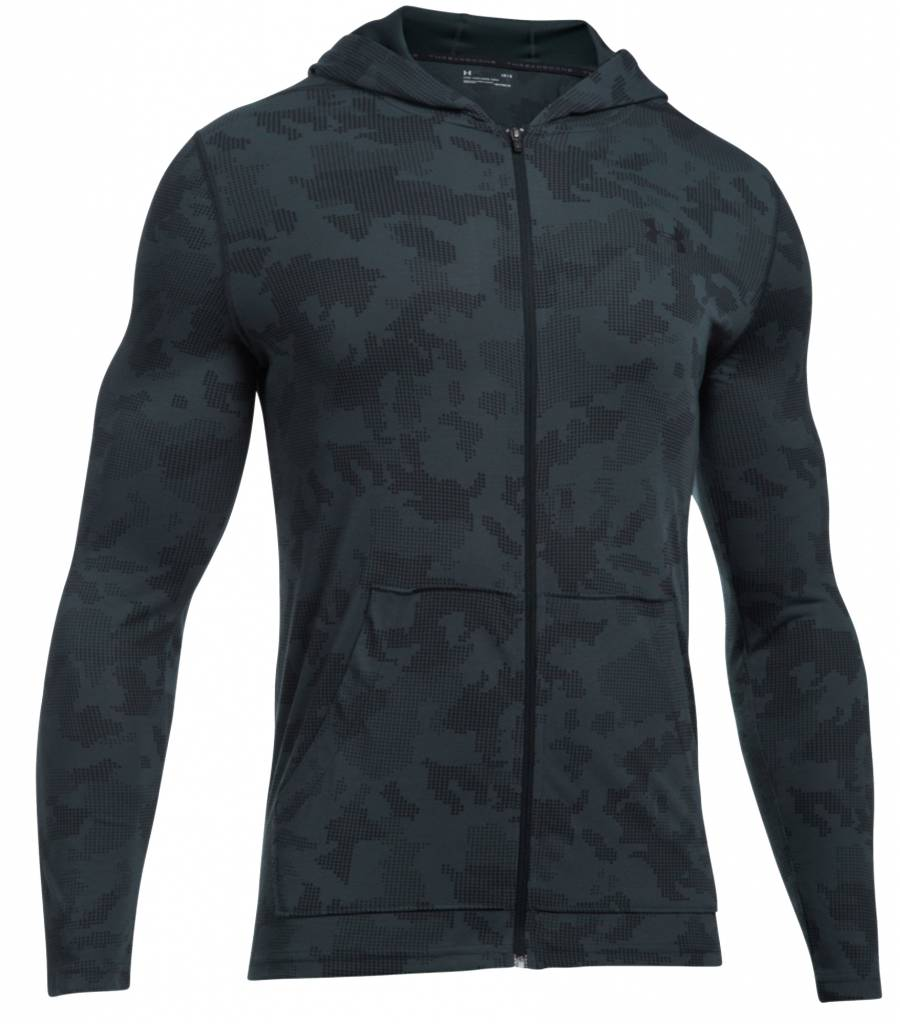 Under Armour Threadborne Fitted Full Zip Hoodie