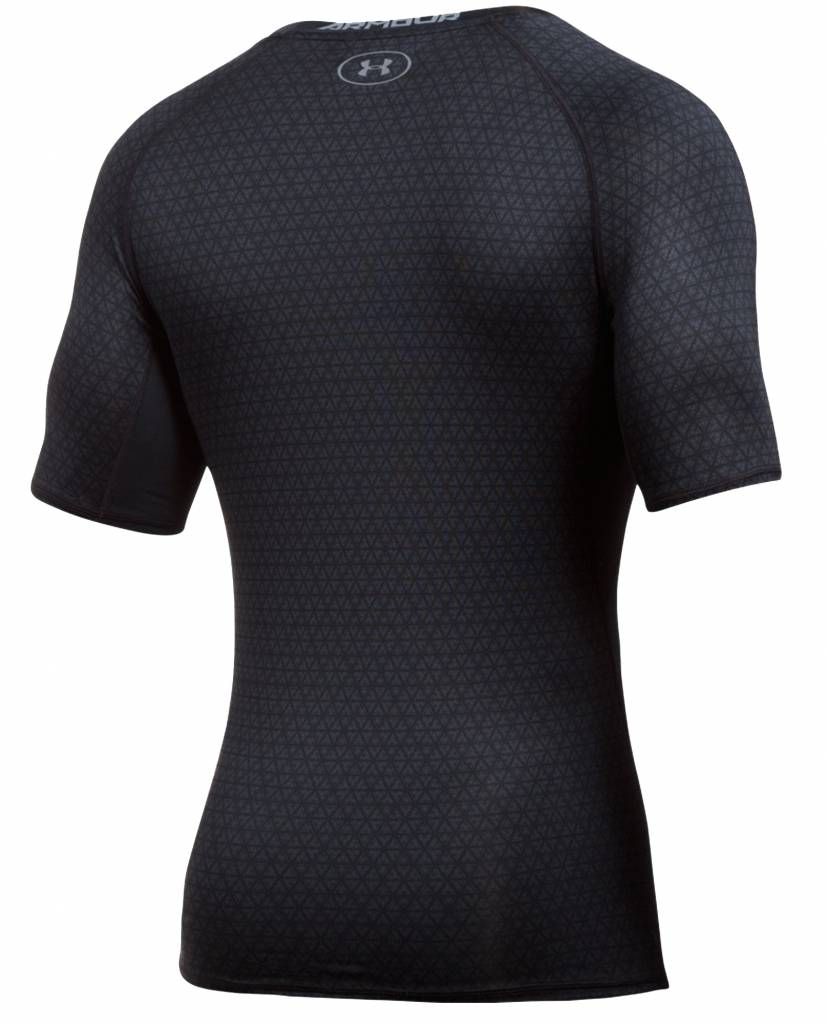 Under Armour HeatGear Armour Printed Compressed Shirt