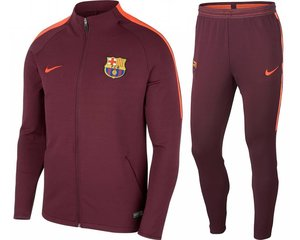 Nike FC Barcelona Dry Strike Trainingspak 17/18