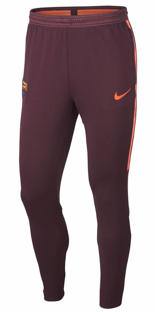 Nike FC Barcelona Dry Strike Trainingspak 17/18