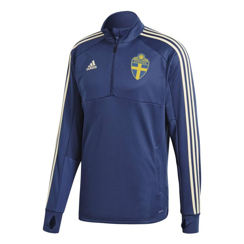 Adidas Zweden WK Trainingspak 2018