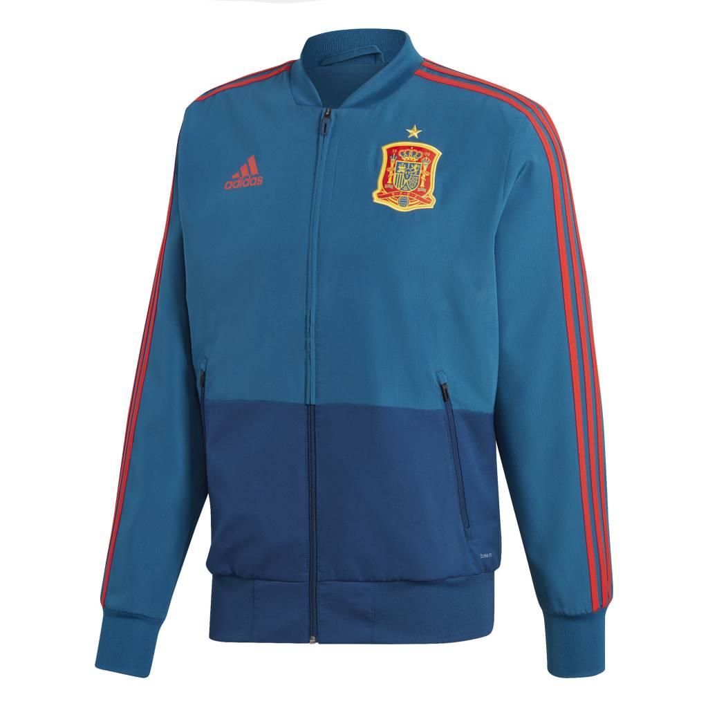 Adidas Spanje WK Presentatiepak 2018