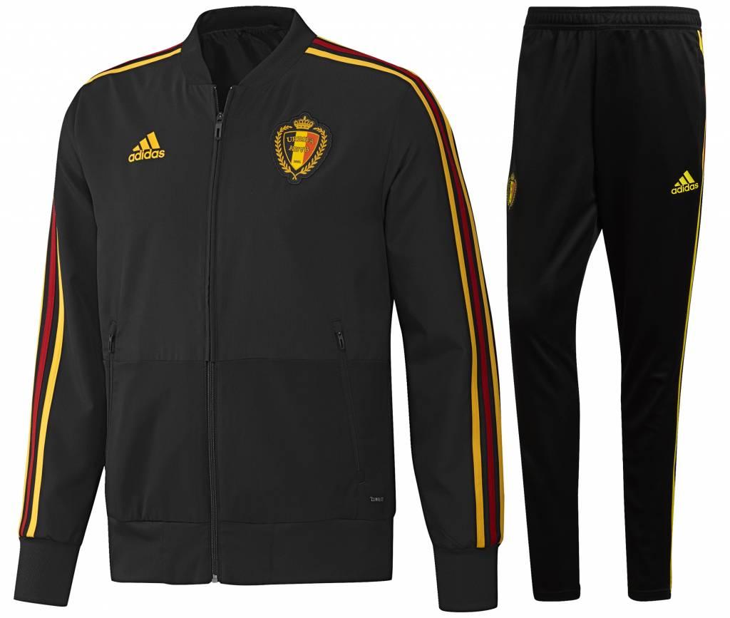 Adidas België WK Presentatiepak 2018