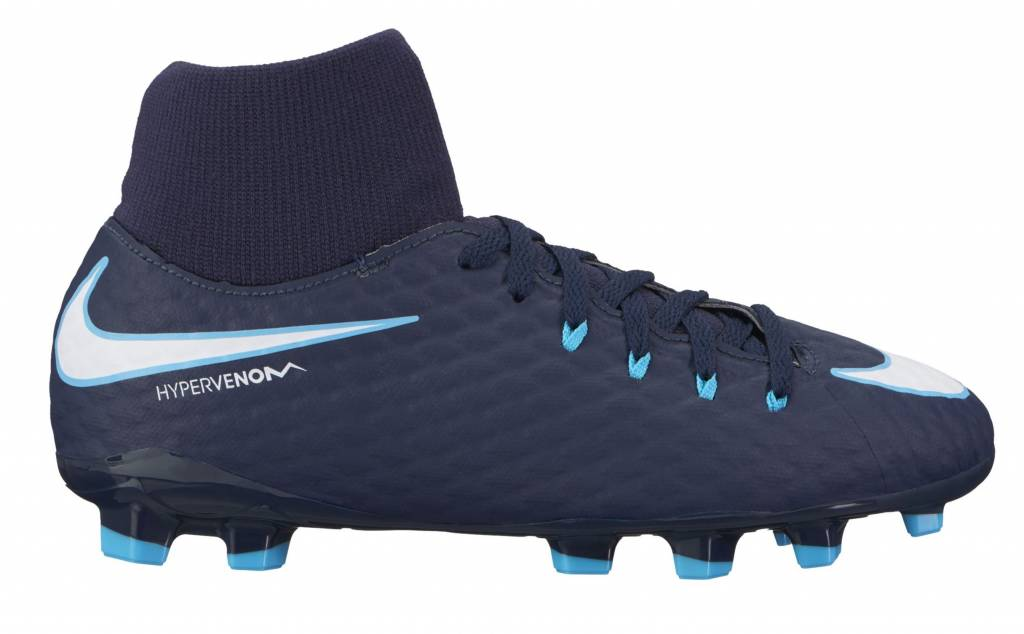 Nike Hypervenom Phelon III DF FG Jr.