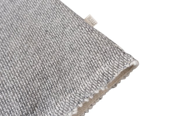 Minimalisma Ronja broekrok - 100% biologisch katoen -  gemeleerd grijs - 4 tm 6 jaar