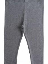 Minimalisma Nice legging - fijn geribd - 100% biologisch katoen -grijs - 18m tot 6 jaar