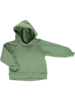 Poudre Organic CITRON hooded sweatshirt CITRON - 100% organic cotton - sea green - 2 to 8 years