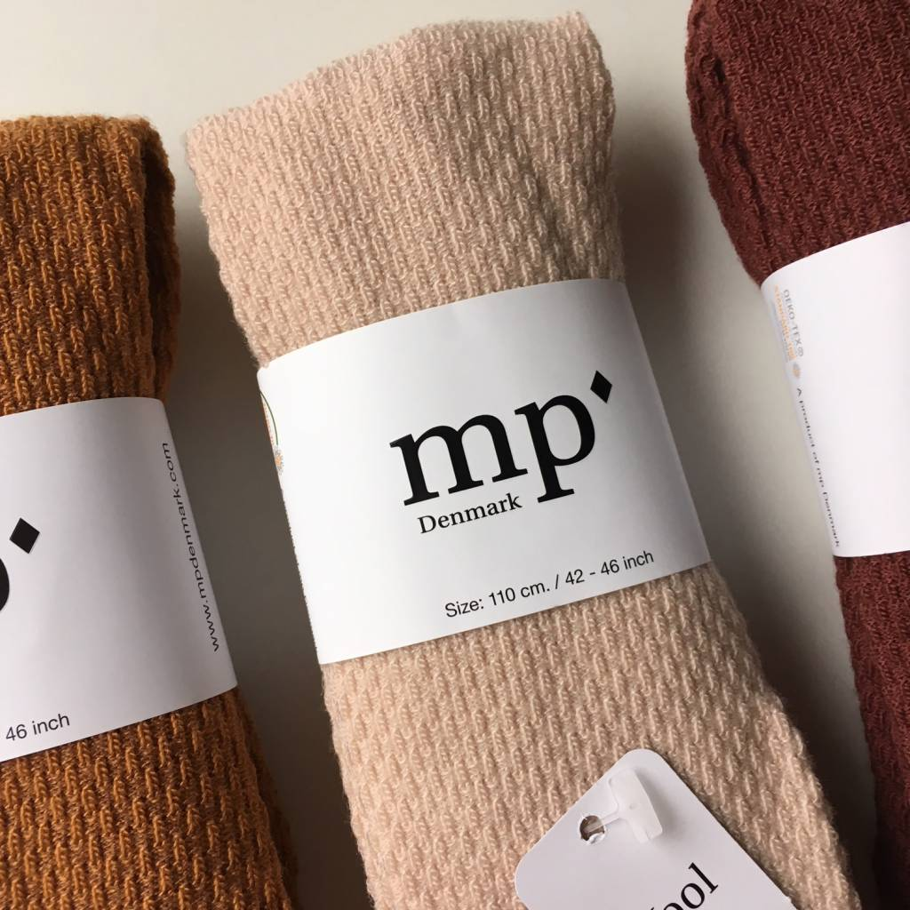 MP Denmark wool tights - capsule - light pink - 90 to 150