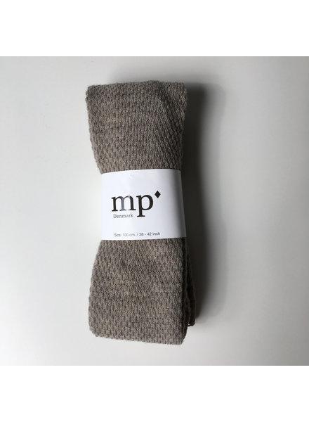 MP Denmark wollen maillot - capsule - beige grijs gemeleerd- 80 tm 130