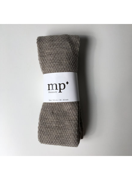 MP Denmark Wool tights - capsule - beige grey - 80 tm 130