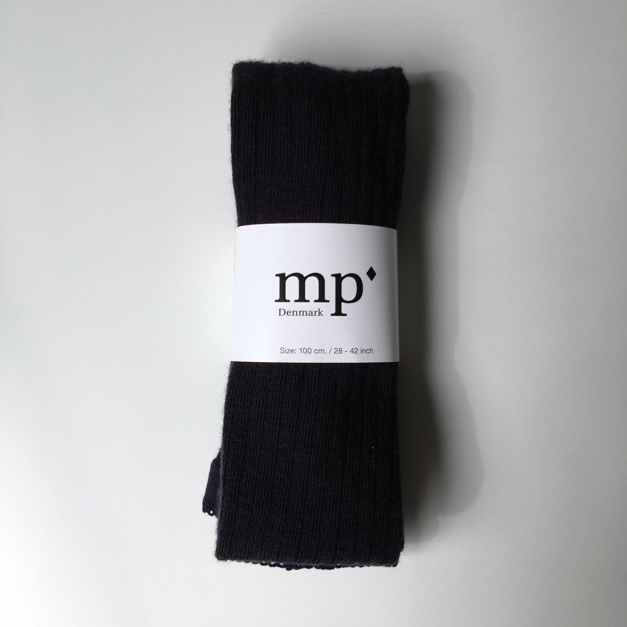 MP Denmark wollen maillot - geribd - donkerblauw - 90 tm 160