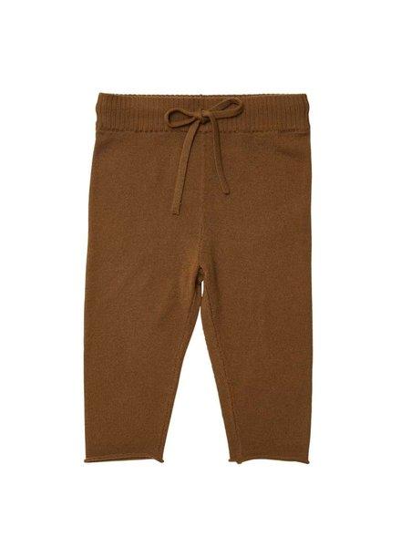 FUB woolen baby pants - 100% merino - sienna - 56 to 92