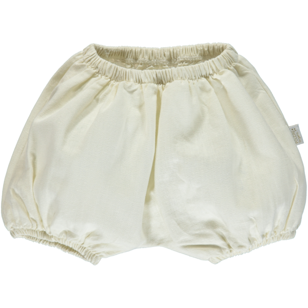 Poudre Organic - bloomer VERVEINE - 100% organic cotton - white - 56 to 98