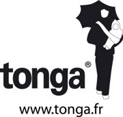Tonga® Fit babydrager: een handige draaghulp (mesh sling) voor het comfortabel en veilig dragen van je baby en peutertje