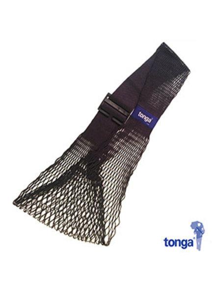 Tonga mesh slings - adjustable baby carrier Tonga® Fit / mesh sling - cotton - black  - up to 15 kg