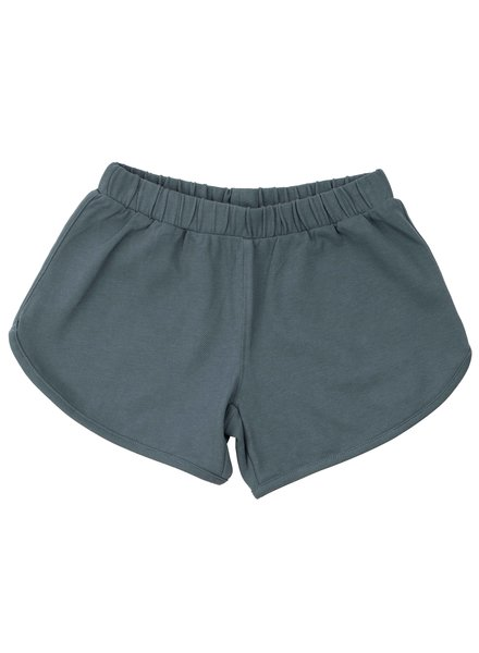 Minimalisma shorts ELSPA- 100% organic  cotton - deep ocean blue - 2 to 12 Y
