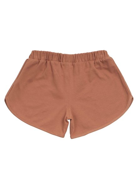 Minimalisma shorts ELSPA- 100% organic  cotton - tan - 2 to 12 Y