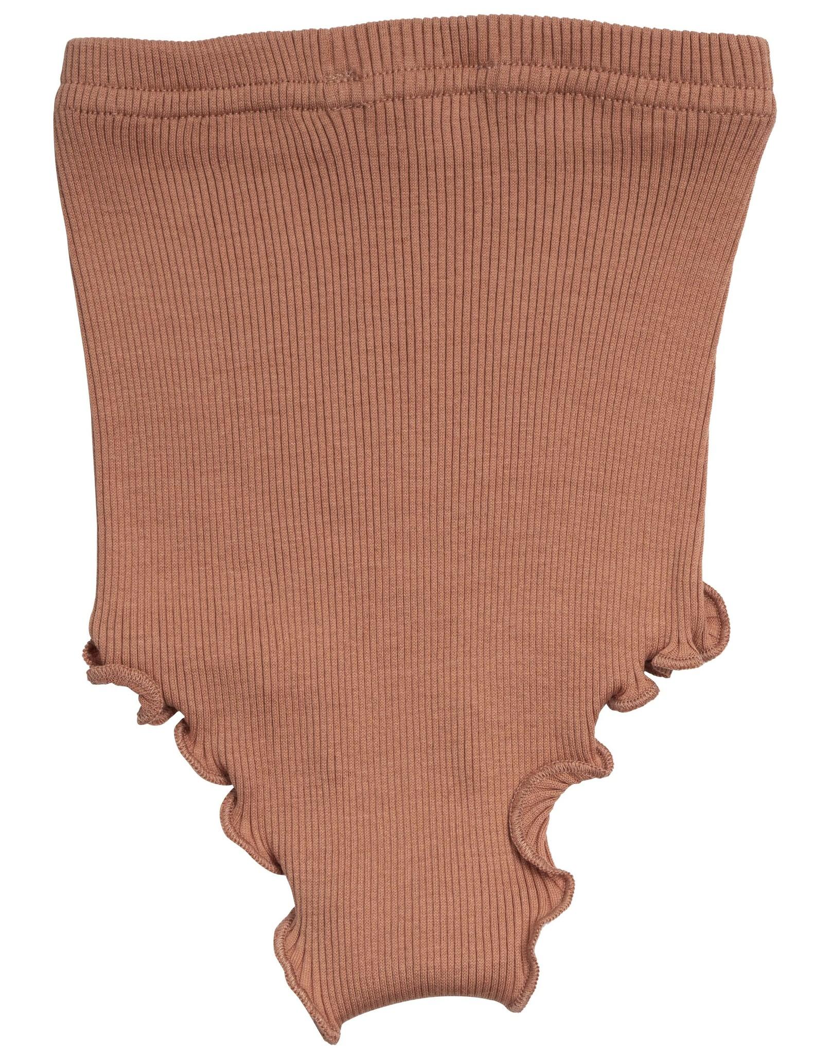 Minimalisma bloomer  BABLA - 70% silk/30% cotton - tan - 1m to 3Y