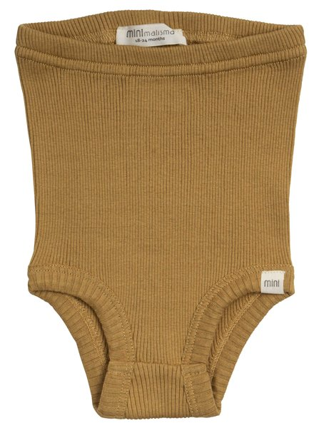 Minimalisma bloomer BOBBI - 70% silk/30% cotton - golden leaf - 1m to 3Y