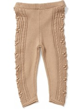 Konges Slojd pants CABBY - 100% organic cotton - nougat - 6m to 8 yrs