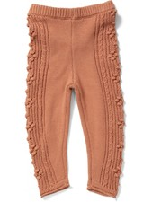 Konges Slojd pants CABBY - 100% organic cotton - coral - 6m to 8 yrs